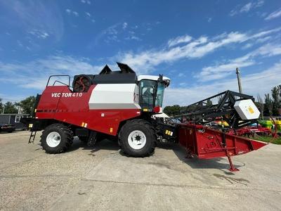 VECTOR 410 – идеальный вариант для малых и средних фермерских хозяйств