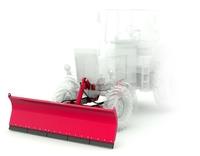 Отвал коммунальный снегоуборочный ОКС-2500
